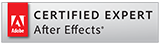 Adobe Certified Expert After Effects
